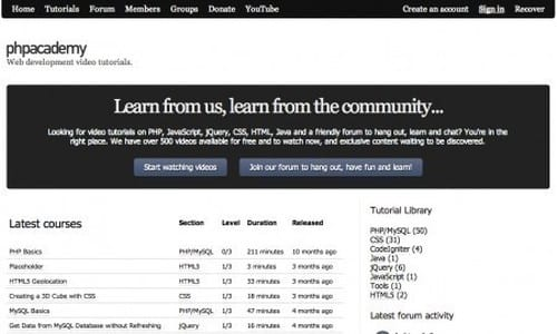10 of the best trustworthy sites for learning CODING that you may not know