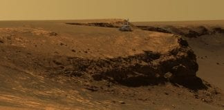 Study reveals that Earth's oldest organisms can survive on Mars