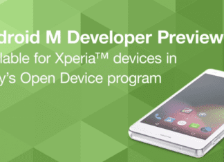Android M Developer Preview announced for select Sony Xperia devices