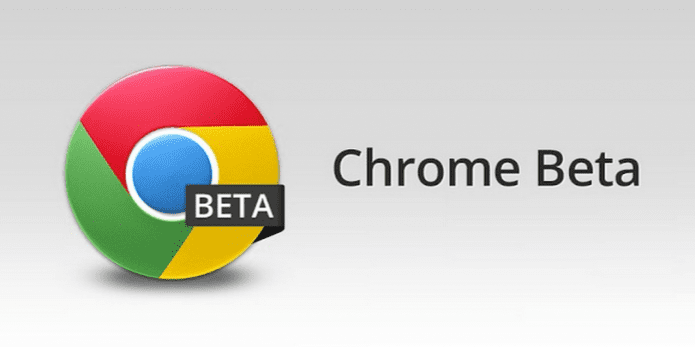 Updated Google Chrome Beta browser to wisely pause unnecessary flash animations for better battery life