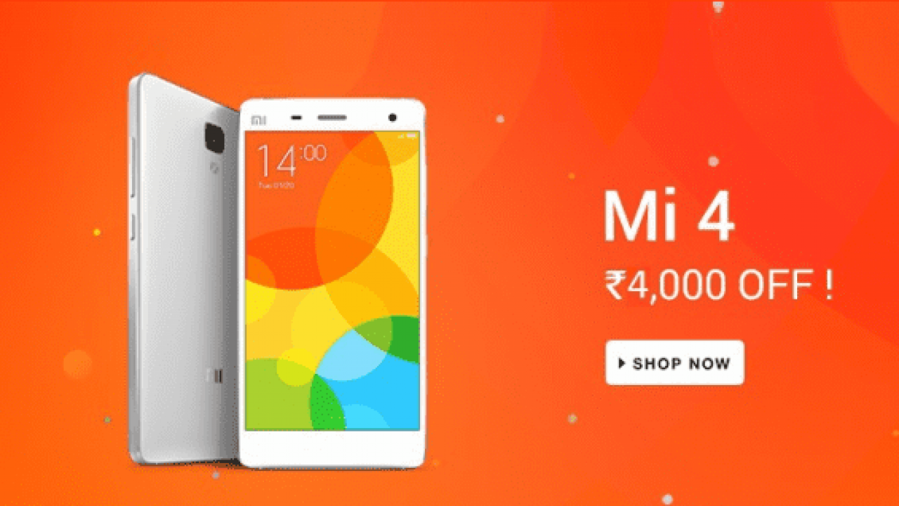 Xiaomi Mi 4 64GB model to be now available for Rs  19,999