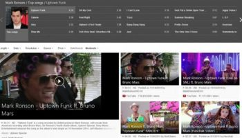 """The king of online video searches """"YouTube"""" beaten by Microsoft's """"Bing"""""""