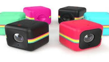 Polaroid's Cube + camera is tiny, water-resistant and wireless