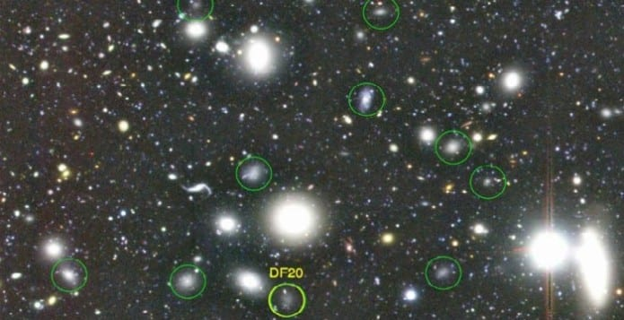 Astrophysicists detect more than 800 'Ultra Dark Galaxies' in Coma cluster