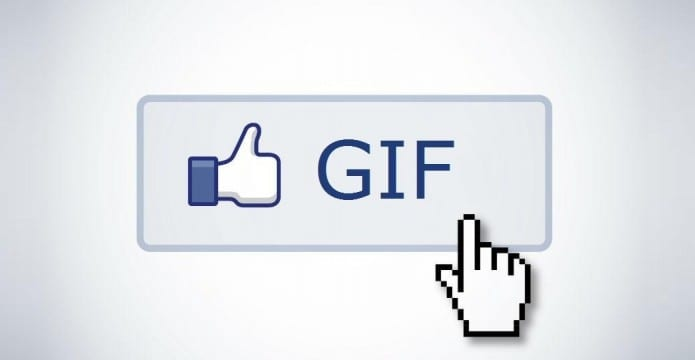 Facebook adds GIFs support for it's News Feed