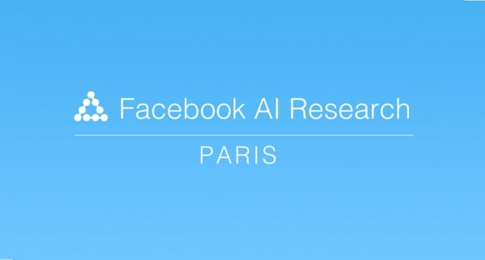 Facebook opens a new Artificial Intelligence (AI) research facility in Europe