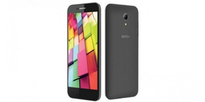 Intex Aqua 4G+ with 4G/LTE and Android 5.0 Lollipop unveiled at Rs. 9,499