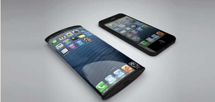 Rumors indicate that Apple would be launching curved iPhones by 2018