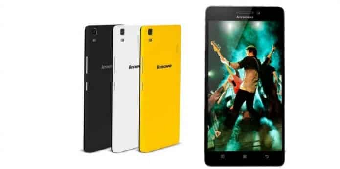 Hurry up buyers! The dual sim K3 note smartphone is going on sale in Black and White colors variant today on Flipkart.