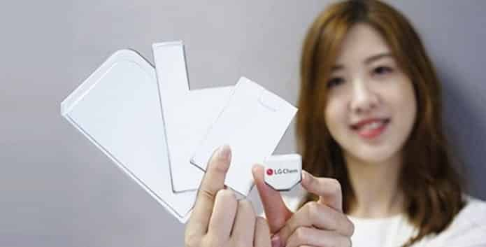 LG reveals hexagonal batteries that increases smartwatch battery capacity by 25 percent