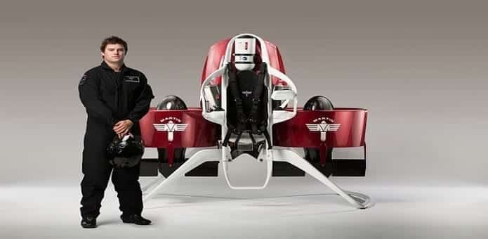 The world's first commercial jetpack will be available to YOU for a whopping $150,000 from next year