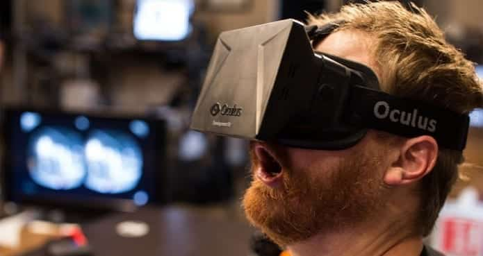 Facebook's Oculus Rift may no longer host sex Apps, but stops short of limiting violence