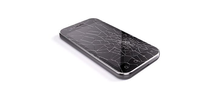 Very soon cracked smartphone screen could repair by itself!