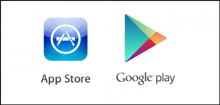 Thousands of apps on google play and apple play store Play store app