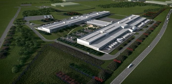 Facebook's upcoming $1 Billion Texas data center will be powered almost entirely by wind
