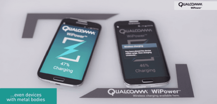 Qualcomm's WiPower Can Charge Smartphones With Metal Cases Wirelessly