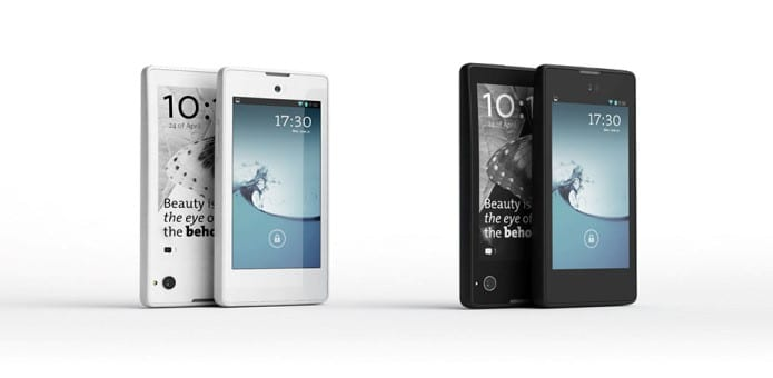 Yotaphone ditches Android to marry Sailfish