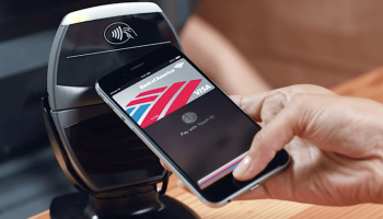 Apple Pay applies for patent of person to person transaction secured by TouchID