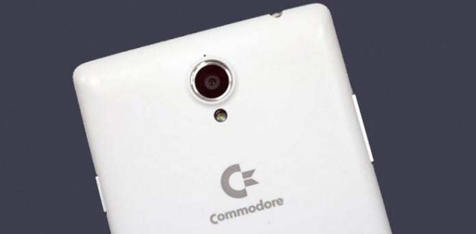 Commodore smartphone that plays Commodore 64 games to be released soon