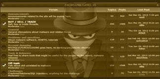 Darkode, a hack and malware marketing forum resurrectedwith invite only membership