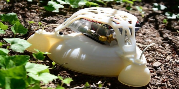 Scientists develop world's first soft robot with a 3-D printed body that can Jump like a human being