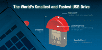 Strontium launches Nitro Plus Nano, world's smallest and fastest USB flash drive