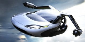 New TF-X flying car design unveiled by Terrafugia
