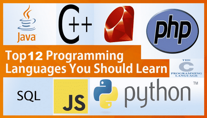 Top 12 computer programming languages that are in demand now and pay the highest salary.