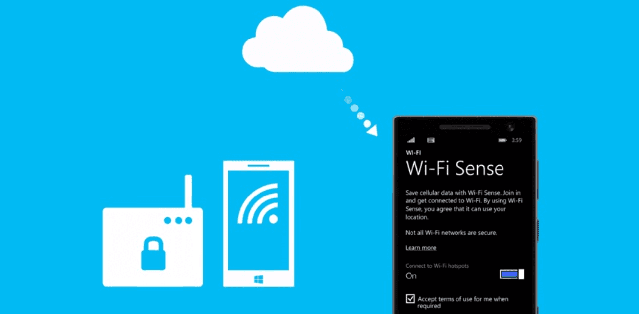 Wi-Fi Sense in Windows 10 will share your Wi-Fi keys with your friends and their contacts