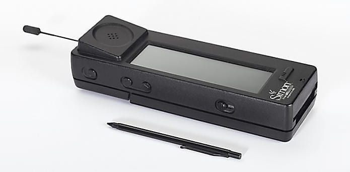 World's first smartphone from IBM