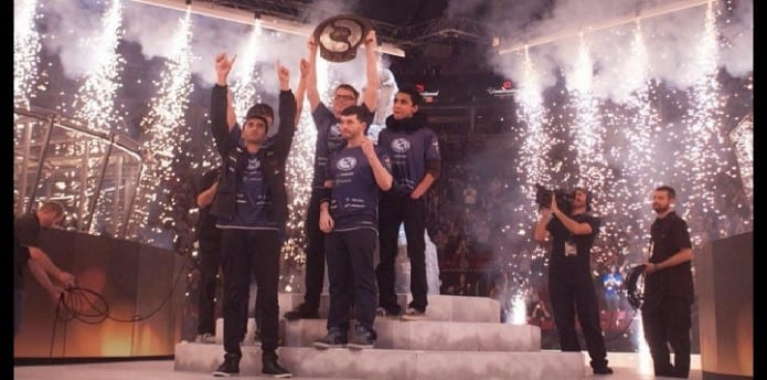 16 year old becomes the youngest millionaire in eSports by winning Valve's Dota 2 International