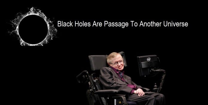 stephen hawking black holes - photo #34