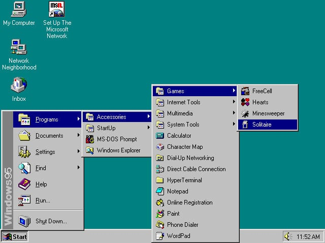 "Microsoft's most loved classic ""Windows 95"" completes 20 years today"