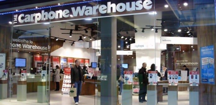Carphone Warehouse hacked, 2.4 million customers data breached