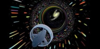 Warp speed space travel 'theoretically possible' says an Australian astrophysicist