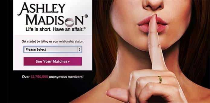 ashley madison information