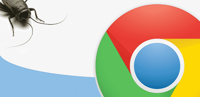 Chrome vulnerability can be exploited to disable extensions without any user interaction