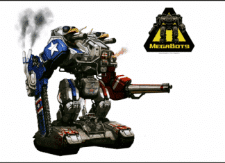MegaBots launches Kickstarter to fund Giant Robot Duel in Japan
