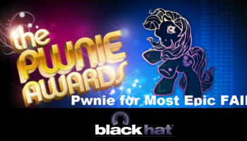 OPM beats Ashley Madison to the Pwnie award at Black Hat for Most Epic Fail