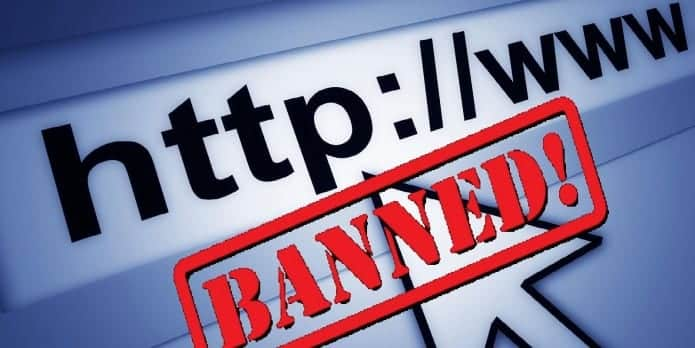 Government of India bans 857 websites on grounds of 'morality and decency'
