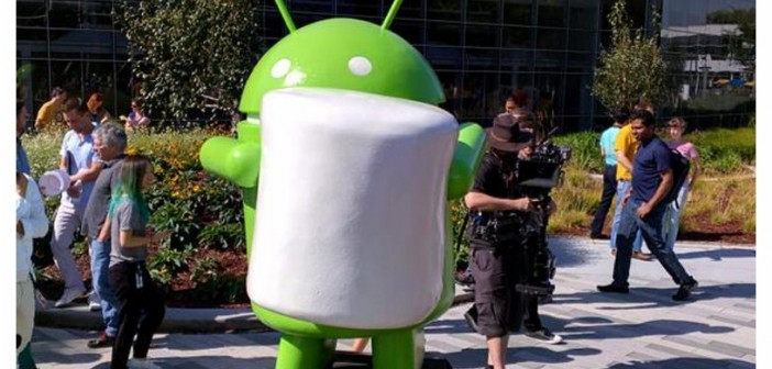 Google's Android M is Marshmallow