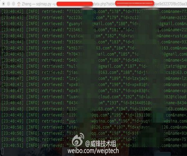 Apple iOS Jailbreak backdoors hidden in tweaks lead to 220,000 iCloud Accounts Being Hacked