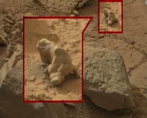 Bizarre Mars photos: Does alien life really exists?