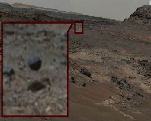 Bizarre Mars photos: Does alien life really exists?
