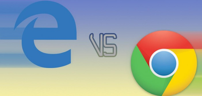 Browser wars : Microsoft Edge Vs. Google Chrome, which is faster?