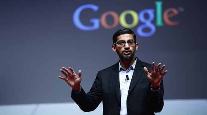 The Journey of Sundar Pichai from a modest Indian family to CEO of Google