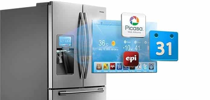 Samsung smart fridge can expose your gmail credential to hackers