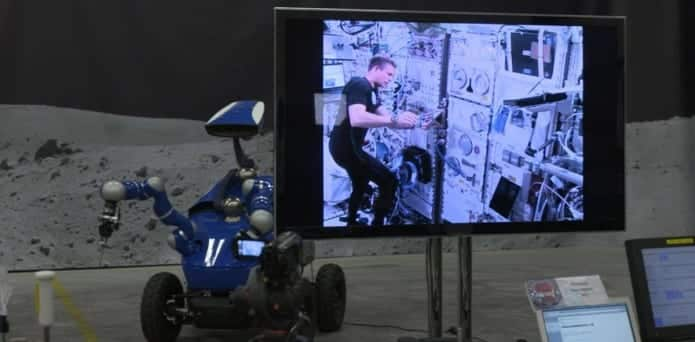Trained Robots to now assist astronauts aboard International Space Station