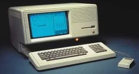 The Apple Lisa (1983)