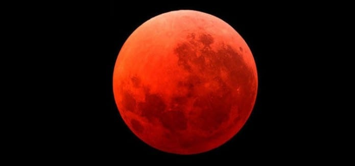 Blood Moon: A rare Super Moon lunar eclipse will occur on 28 September